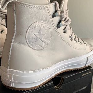 Converse counter climate waterproof high top shoes